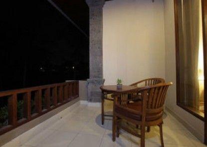 Alam Terrace Cottages Teras