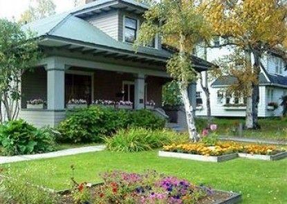 Alaska Heritage House