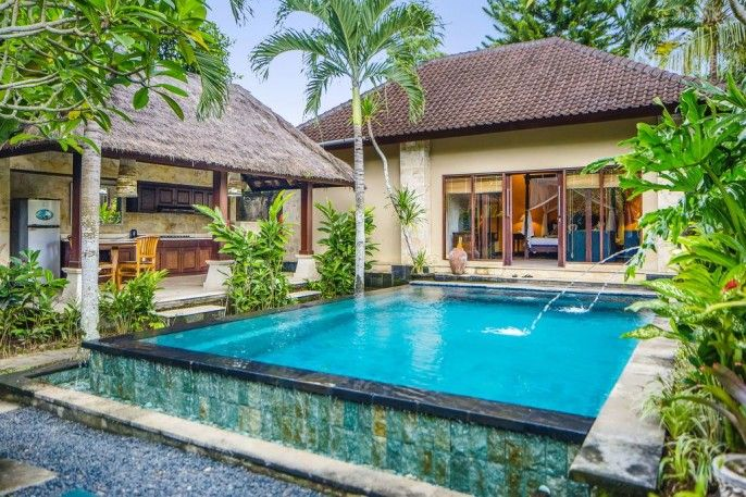 Alas Petulu Cottages, Gianyar