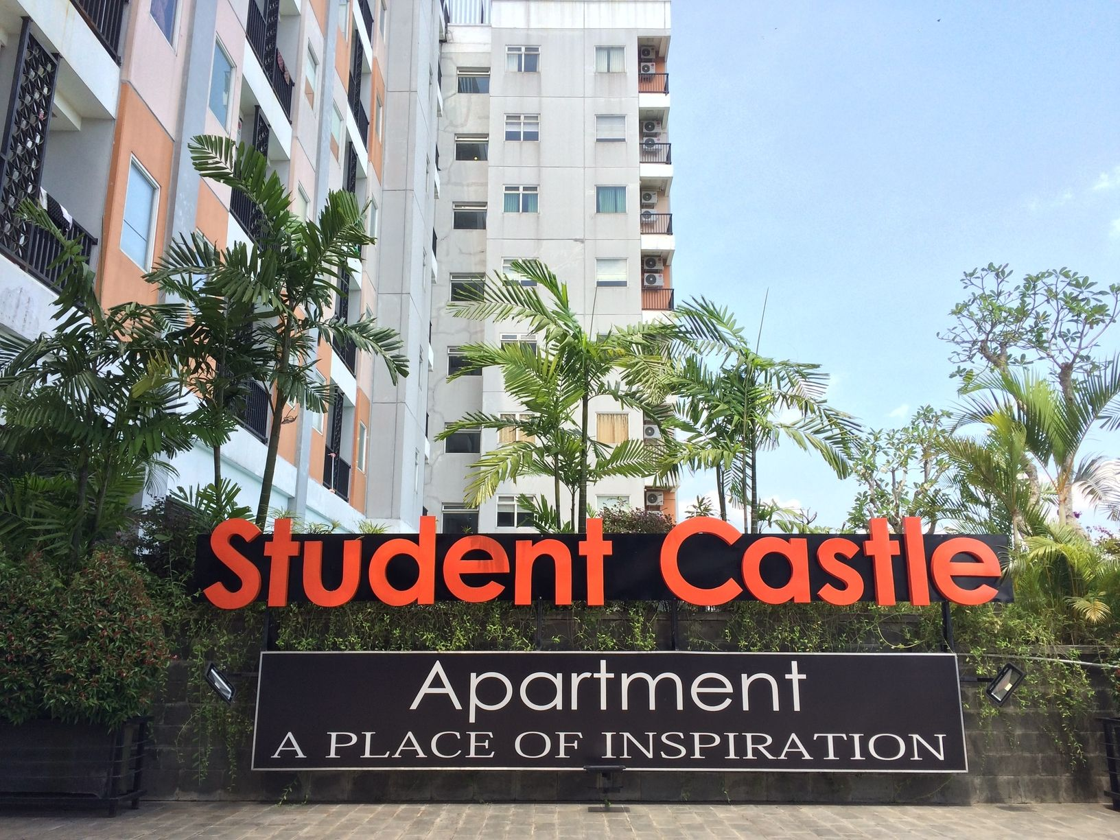 Alfa Student Castle Apartment, Sleman