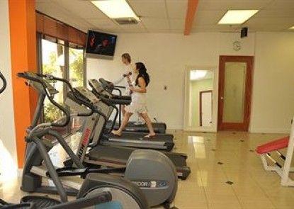 All Inclusive Inverrary Vacation Resort Teras