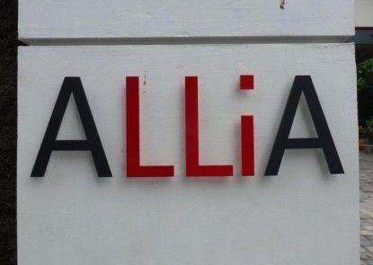 Allia Residence Teras
