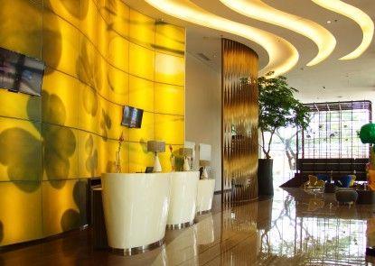 All Seasons Jakarta Thamrin Lobby