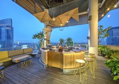 All Seasons Jakarta Thamrin Lounge