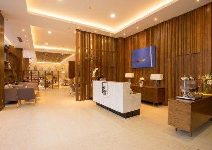 Allstay Hotel Semarang Simpang Lima Teras