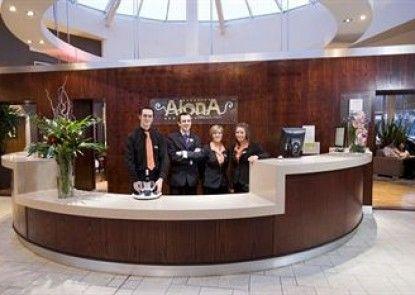 Alona Hotel Teras