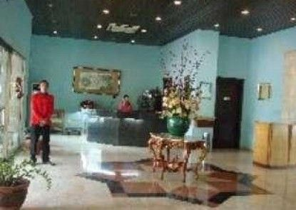 Alpine Hotel Lobby