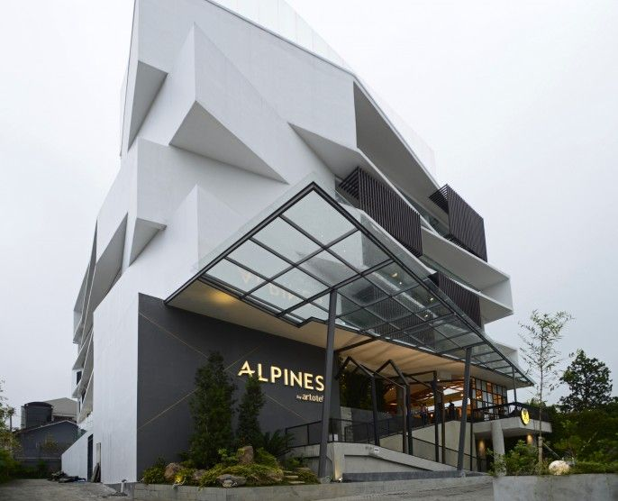 Alpines by ARTOTEL, Malang