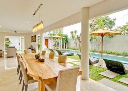 Amadea Resort and Villas Seminyak Bali Rumah Makan