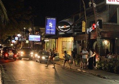 Amadea Resort and Villas Seminyak Bali Pemandangan