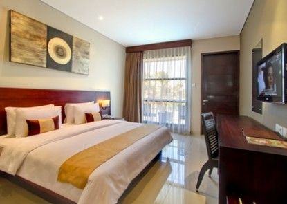 Amadea Resort and Villas Seminyak Bali Kamar Tamu