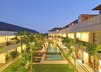 Amadea Resort and Villas Seminyak Bali Eksterior