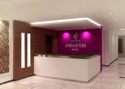 Amantis Hotel Demak Penerima Tamu