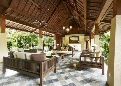 Amanuba Hotel & Resort Rancamaya Lobby