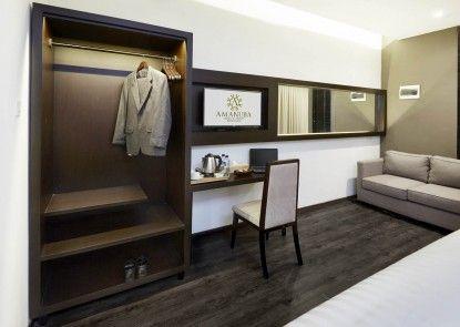 Amanuba Hotel & Resort Rancamaya Kamar Tamu