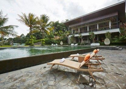 Amanuba Hotel & Resort Rancamaya Kolam Renang