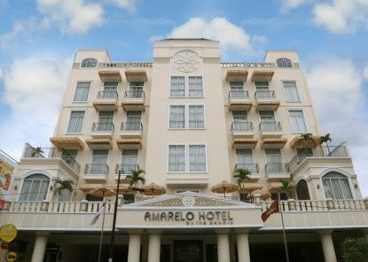 Amarelo Hotel Solo Eksterior