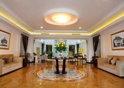 Amarelo Hotel Solo Lobby