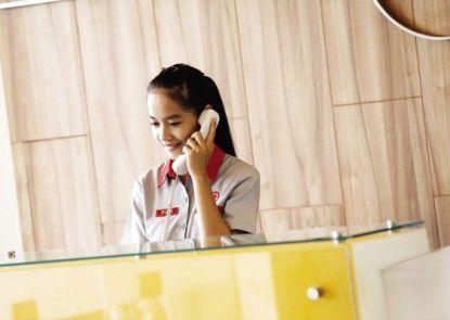 Amaris Hotel La Codefin Kemang Lobby