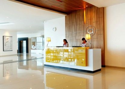 Amaris Hotel Seasons City Teras