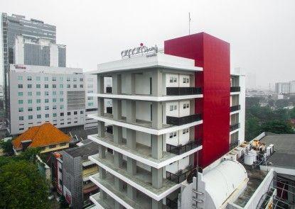 Amaris Hotel Kebon Sirih Eksterior