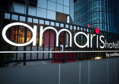 Amaris Hotel Mampang Eksterior