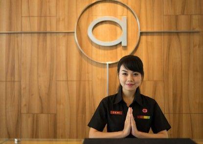 Amaris Hotel Pancoran Jakarta Penerima Tamu