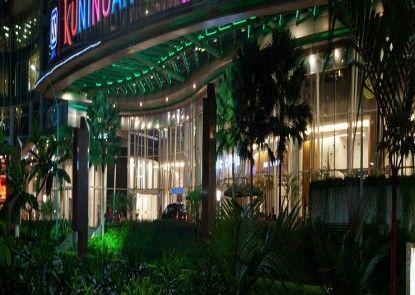 Amaris Hotel Satrio Kuningan Teras