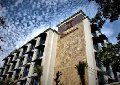 Amaroossa Hotel Bandung Eksterior