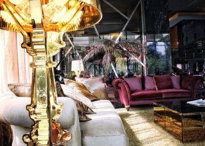 Amaroossa Hotel Bandung Ruang Tamu