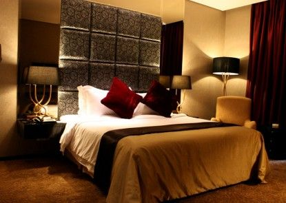 Amaroossa Hotel Bandung Kamar Tamu