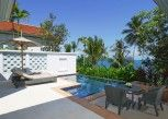 Pesan Kamar Bay View Pool Villa Free Mini Bar And The Privilege Club di Amatara Wellness Resort