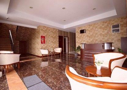 Amaya Suites Hotel Lobby