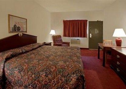 Americas Best Value Inn - Livonia / Detroit Teras