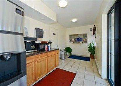 Americas Best Value Inn Norristown/Philadelphia Teras