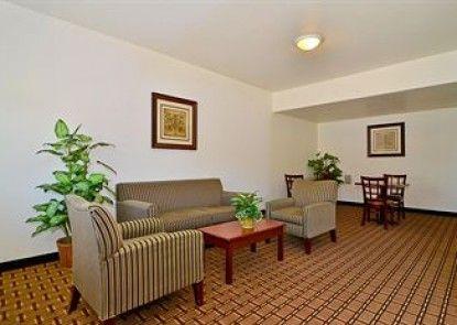 Americas Best Value Inn & Suites - North Ridgecrest Teras