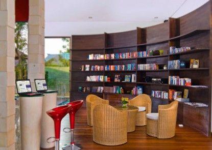 Amor Bali Villas & Spa Resort Ruang Baca
