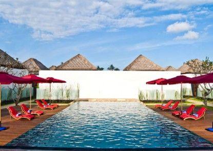 Amor Bali Villas & Spa Resort Kolam Renang Utama