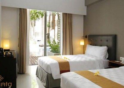 Ananta Legian Hotel Kamar Tamu