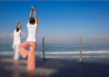 Anantara Seminyak Bali Resort Yoga