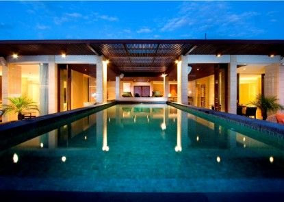 Anantara Seminyak Bali Resort Kolam Renang Utama