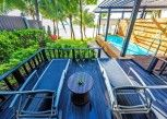 Pesan Kamar Beachfront Pool Villa di Andaman White Beach Resort