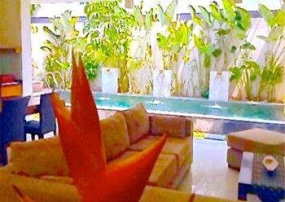 Andamar Luxury Villas Teras