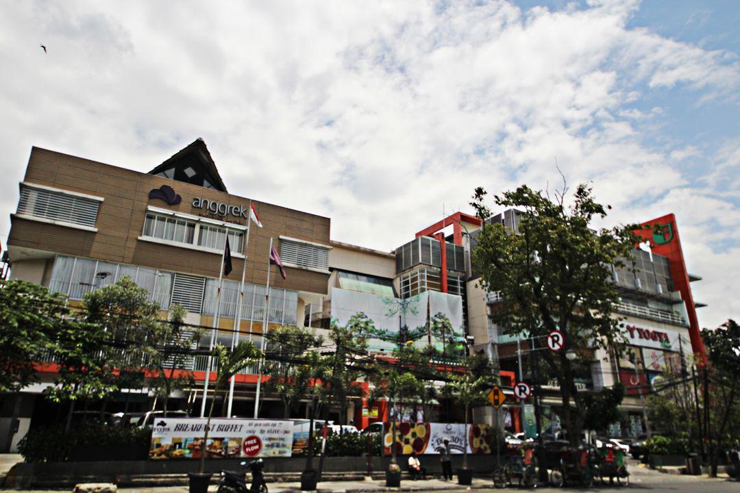 Anggrek Shopping Hotel, Bandung