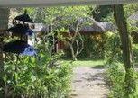 Pesan Kamar Bungalow Superior, Pemandangan Kebun di Anom Beach Hotel