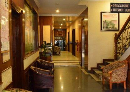 Antares Hotel Medan Interior