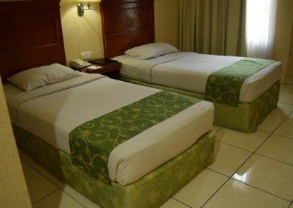 Antares Hotel Medan Kamar Tamu