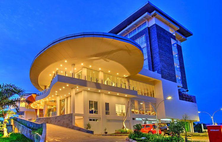 Antero Hotel Jababeka by Prasanthi, Cikarang