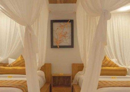 Anulekha Resort and Villa Kamar Tamu
