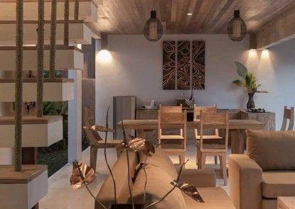 Anulekha Resort and Villa Ruang Tamu